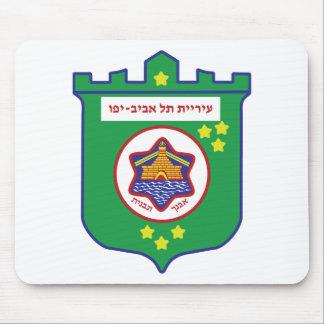 Tel Aviv Seal - Symbol - Logo Mouse Pad