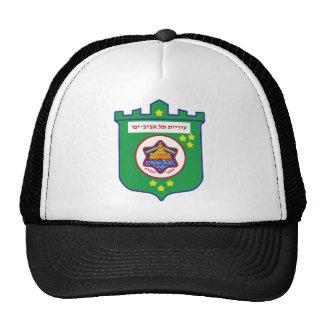 Tel Aviv Seal - Symbol - Logo Trucker Hat
