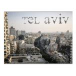 Tel Aviv skyline Postcard
