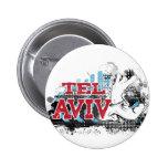 TEL AVIV - un estilo del grunge de la ciudad del # Pins