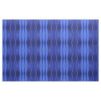 Tela abstracta de seda azul geométrica de la foto telas