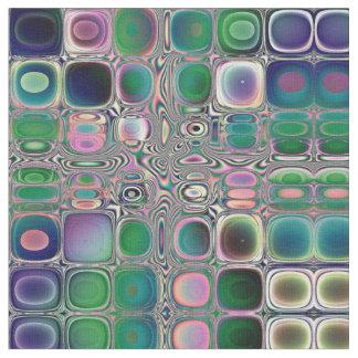 Tela abstracta moderna del fractal telas
