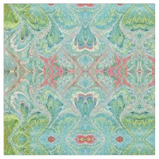 Tela abstracta que vetea florentina en colores telas