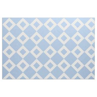 Tela azul clara y blanca airosa del modelo del telas