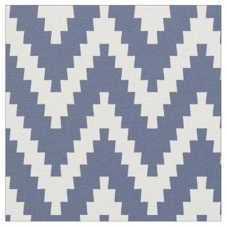 Tela azul y poner crema del modelo de Ziggurat Telas