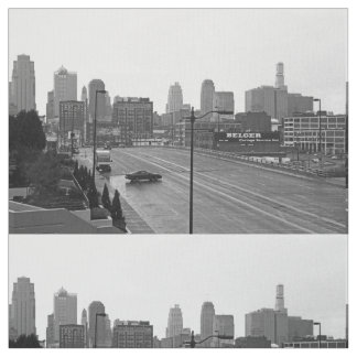 Tela céntrica de la foto de Kansas City Telas