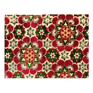 Tela colorida de Medici Tarjeta Postal