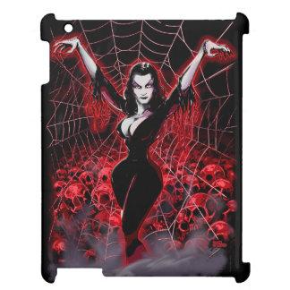 Tela de araña de Vampira gótica