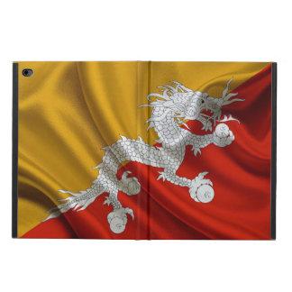 Tela de la bandera de Bhután