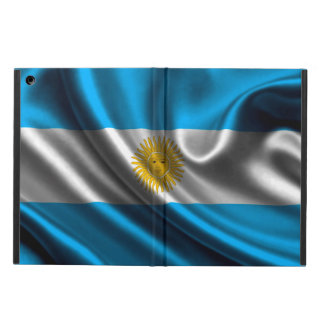 Tela de la bandera de la Argentina