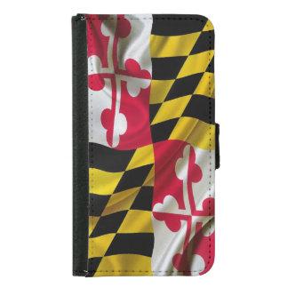 Tela de la bandera de Maryland