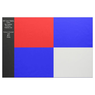 Tela de la paleta de colores de DIY para Plushies