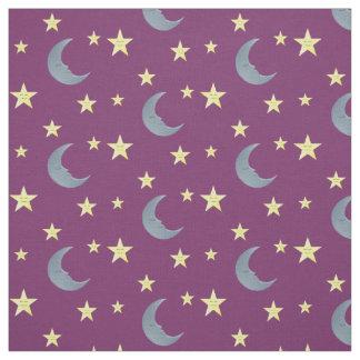 Tela del cielo el dormir - púrpura telas