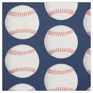 Tela del personalizado del béisbol
