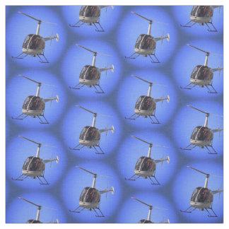 Tela del personalizado del helicóptero del vuelo