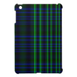 Tela escocesa azul y verde