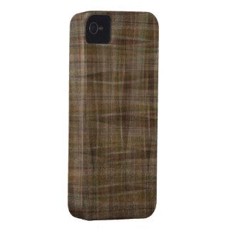 Tela escocesa Blackberry 9700/9780 intrépido del Carcasa Para iPhone 4 De Case-Mate
