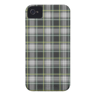 Tela escocesa de Campbell iPhone 4 Case-Mate Fundas