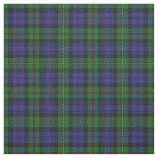 Tela escocesa de la tela escocesa de tartán de telas