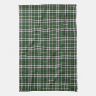 Tela escocesa de tartán bretona del cabo toallas