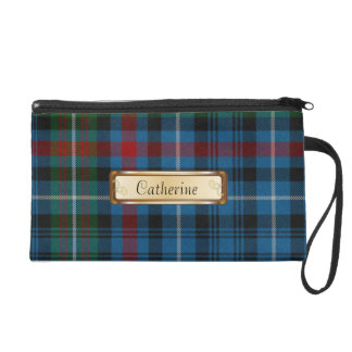 Tela escocesa de tartán colorida elegante de MacDo