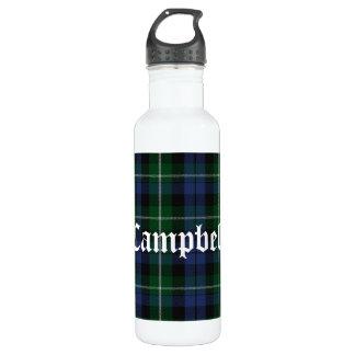 Tela escocesa de tartán de Campbell del clan