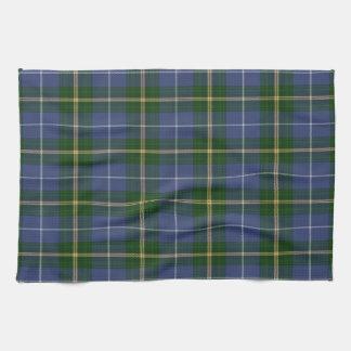 Tela escocesa de tartán de Nueva Escocia de la Toallas De Mano