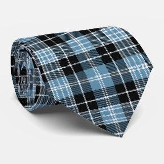 Tela escocesa de tartán escocesa de Clark del clan Corbatas