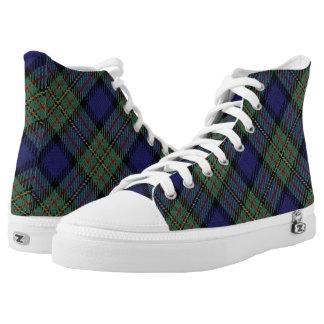 Tela escocesa de tartán escocesa de MacLaren del Zapatillas