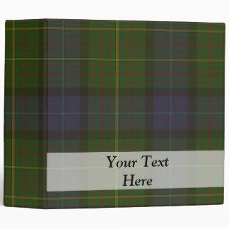 """Tela escocesa de tartán verde carpeta 2"""""""