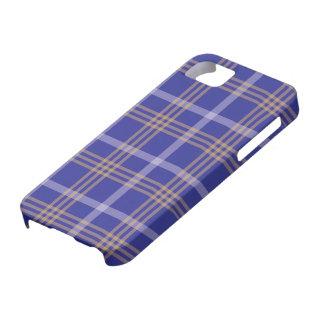 tela escocesa iPhone 5 carcasa