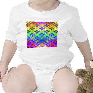 Tela escocesa ida salvaje trajes de bebé