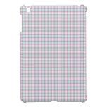Tela escocesa iPad mini cobertura