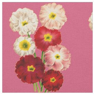 Tela floral del vintage telas