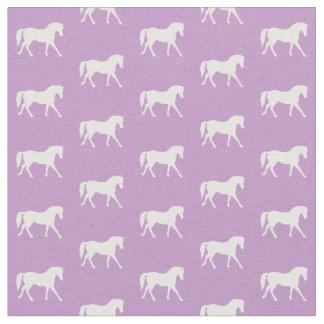 Tela púrpura del potro, tela purpúrea clara del telas