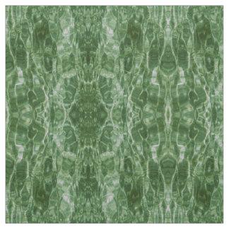Tela verde abstracta de la foto del agua telas