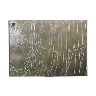 Telaraña de la araña iPad mini cárcasa