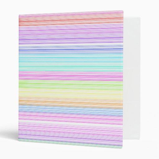 """Telas a rayas coloridas carpeta 1"""""""