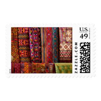 Telas de Bhután para la venta Estampilla