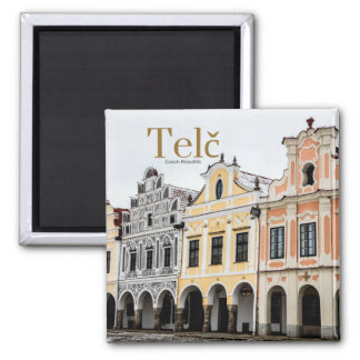 Telc Collectible Magnet