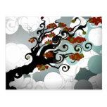 Telda the Tree Postcard