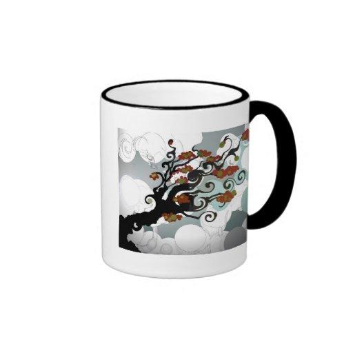 Telda the Tree Ringer Coffee Mug