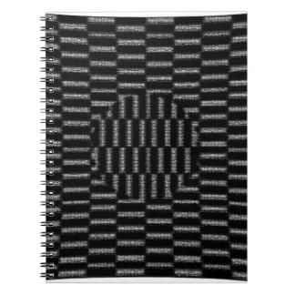 tele optic visual libros de apuntes con espiral