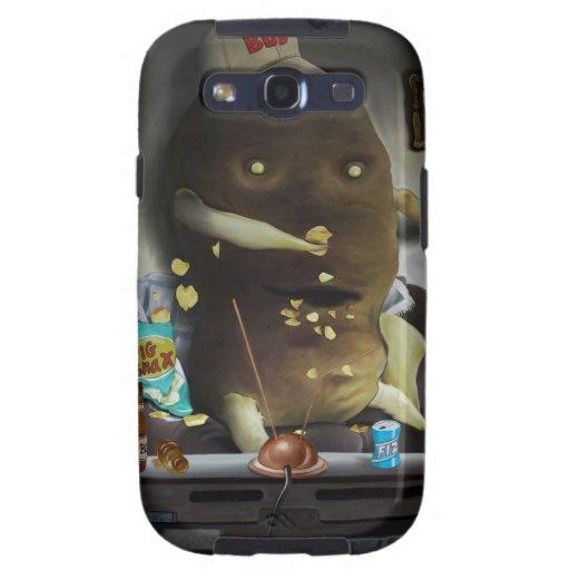 Teleadicto Samsung Galaxy S3 Fundas