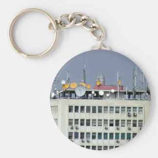telecommunication antenna keychain