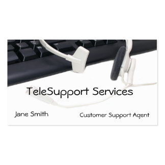 Telecommunications Business Card