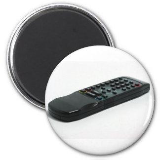 Telecontrol de la TV Imán Redondo 5 Cm