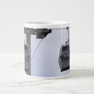 Telefèric de Montjuïc, Barcelona Large Coffee Mug