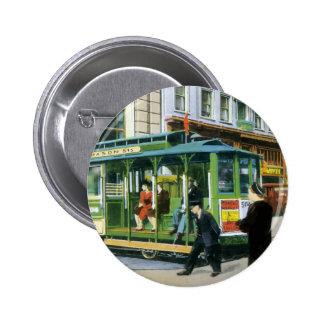 Teleférico de San Francisco del vintage Pin