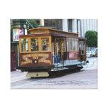 Teleférico de San Francisco Impresión En Lona